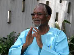 Picture of Professor Atukwei Okai